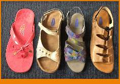 Comfort Shoes and Sandals